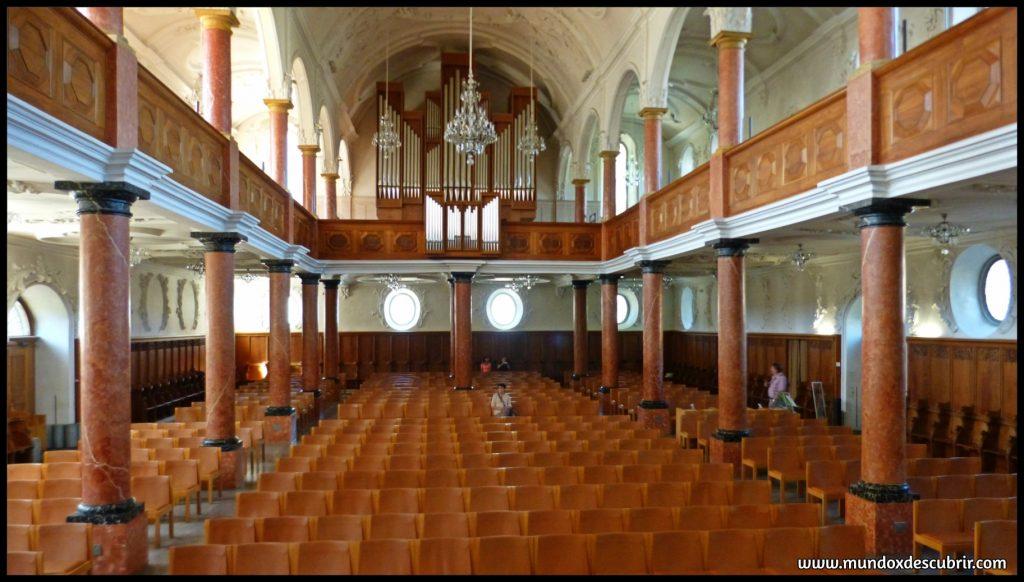 St Peters Kirche
