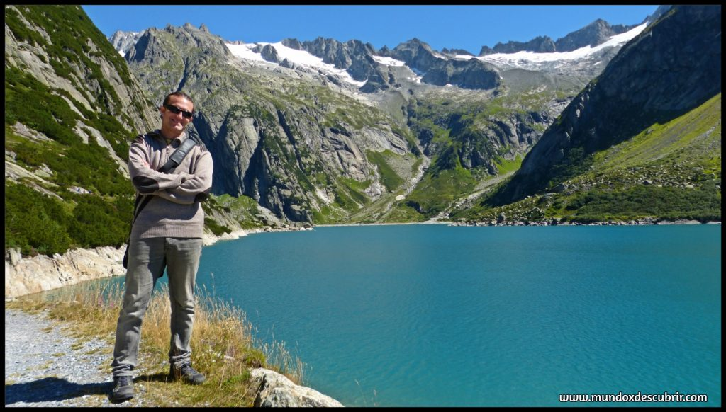 Alpes Suiza turismo