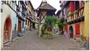 Qué ver en ALSACIA   Top 5 pueblos más bonitos
