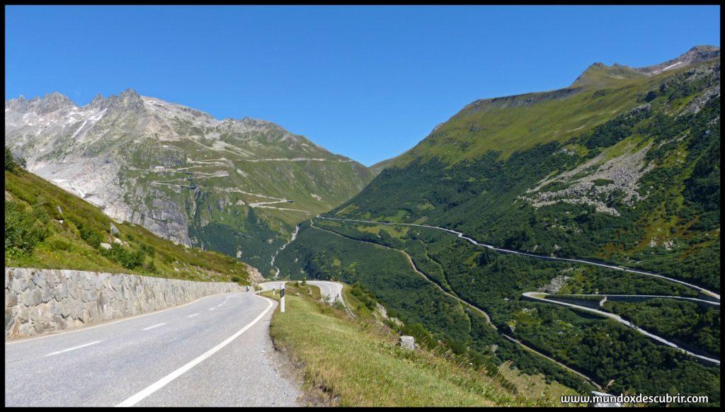 Carretera Panorámica Suiza