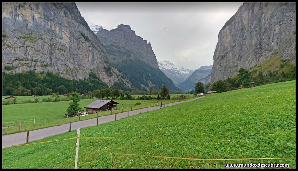 Naturaleza Suiza