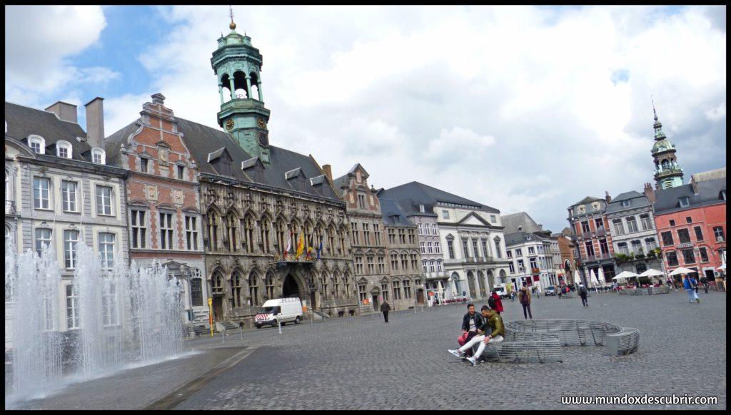 Qué ver en Mons