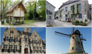 Los 7 pueblos más bonitos de Bélgica