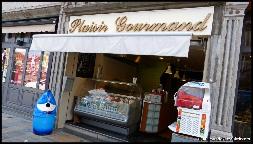 Dónde Comer en Tournai