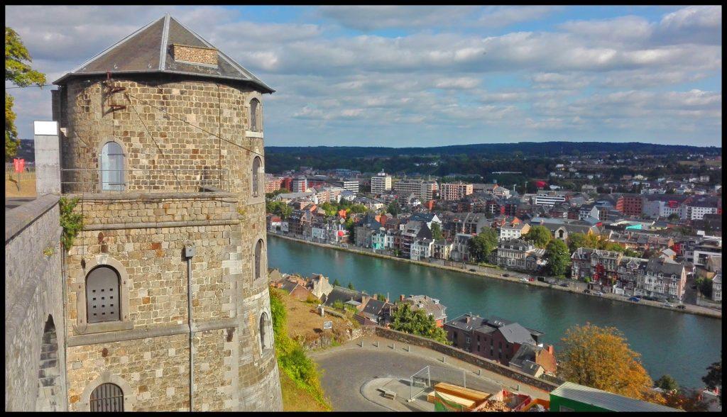 Namur qué ver
