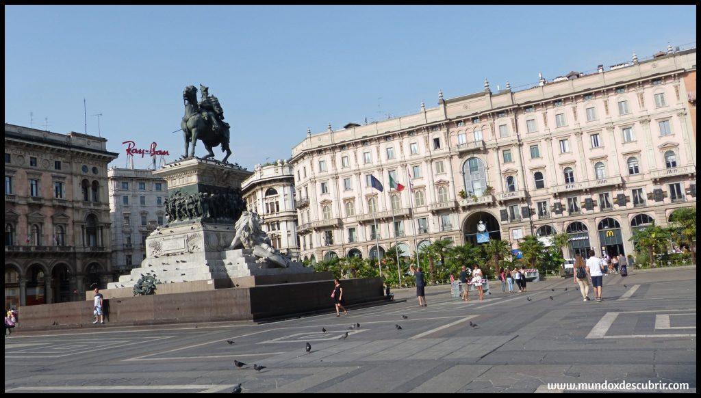 Milán que ver