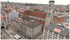 ¿Qué ver y visitar en Munich en un día?