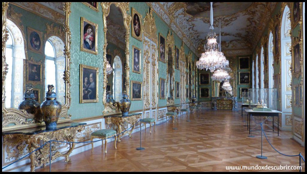 interior Residencia real Munich