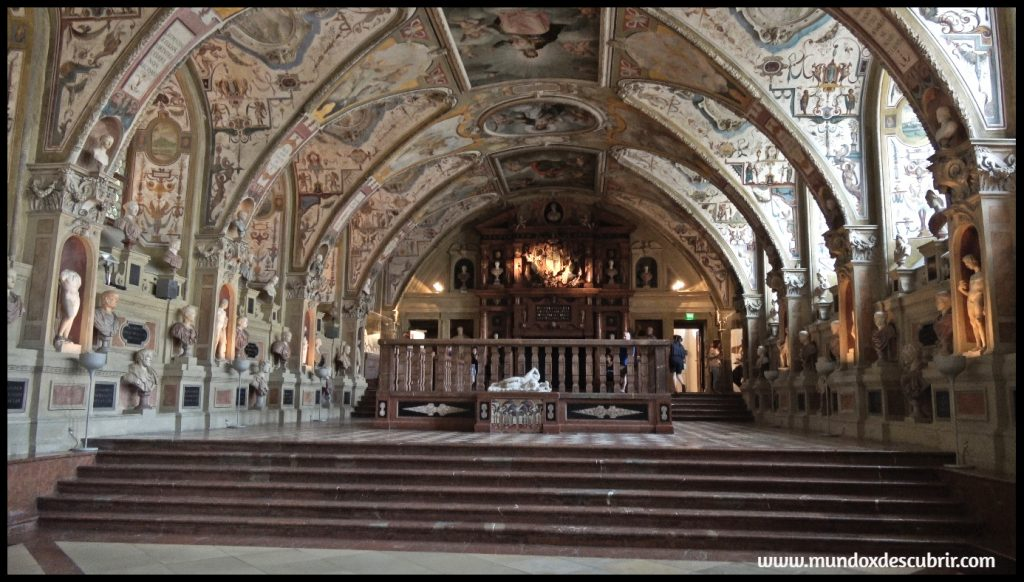 residencia real Munich
