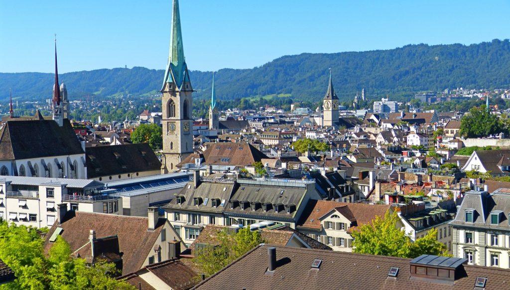 Zurich qué ver
