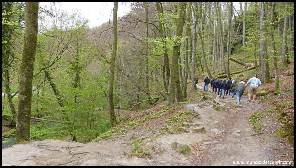 trekking luxemburgo