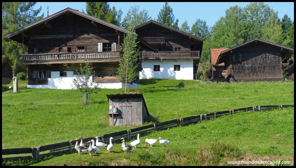 Baviera que ver