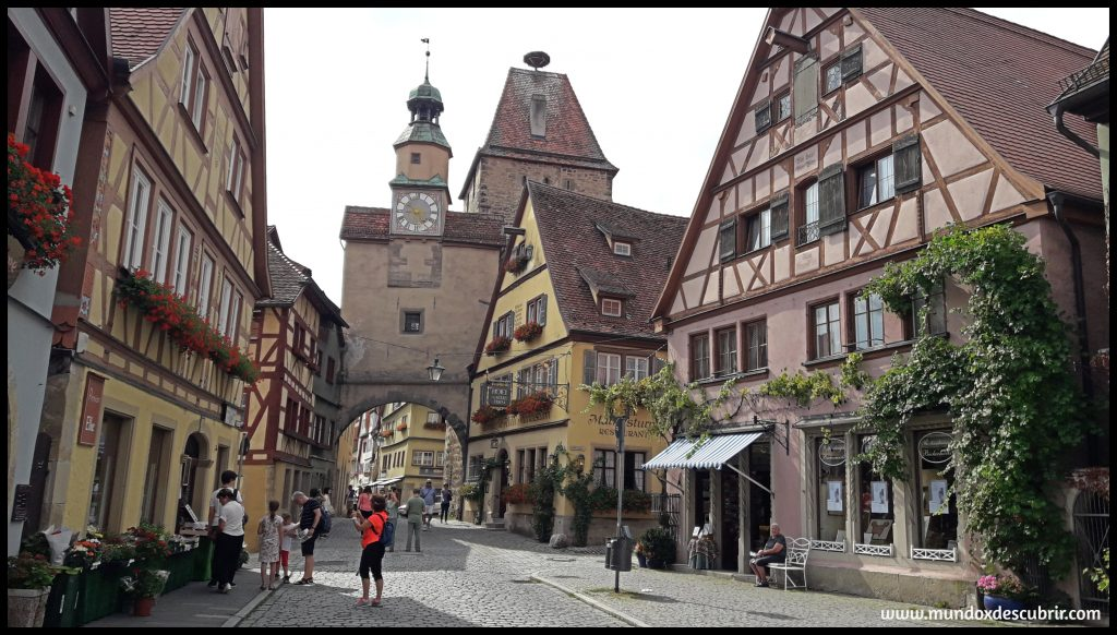 Rothenburg que ver