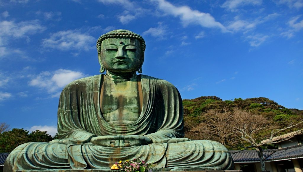 Buda Japón