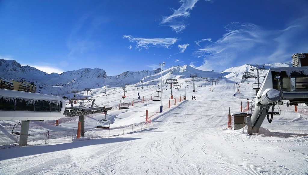 Andorra pistas de sky