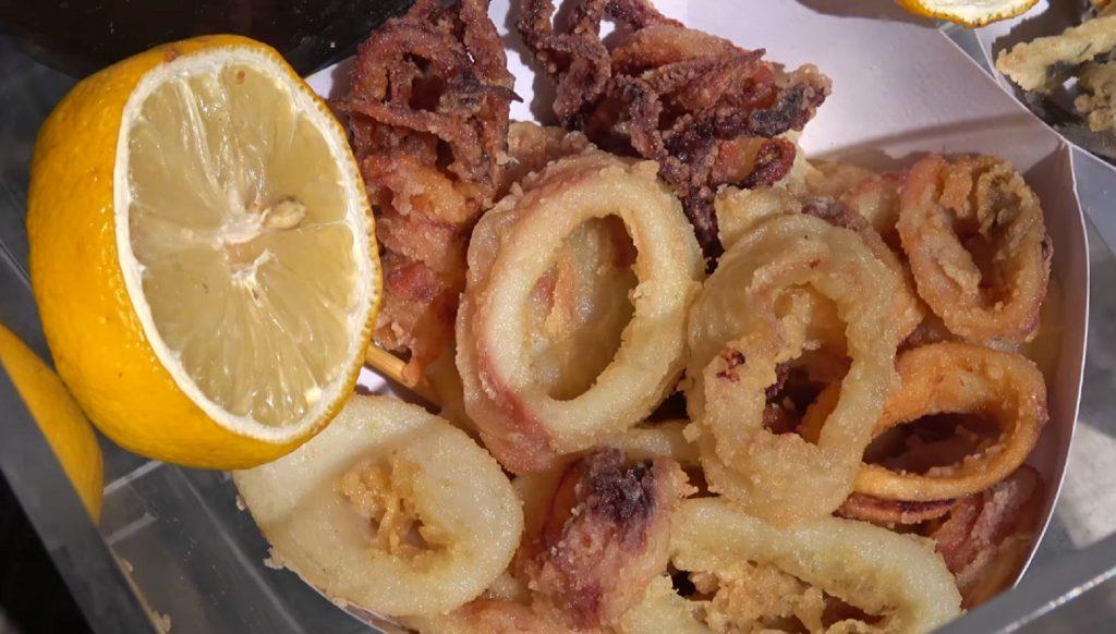 Cinque Terre que comer qué comer