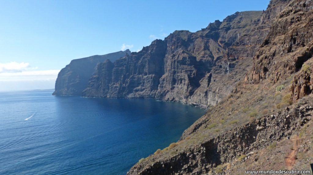 acantilados isla tenerife