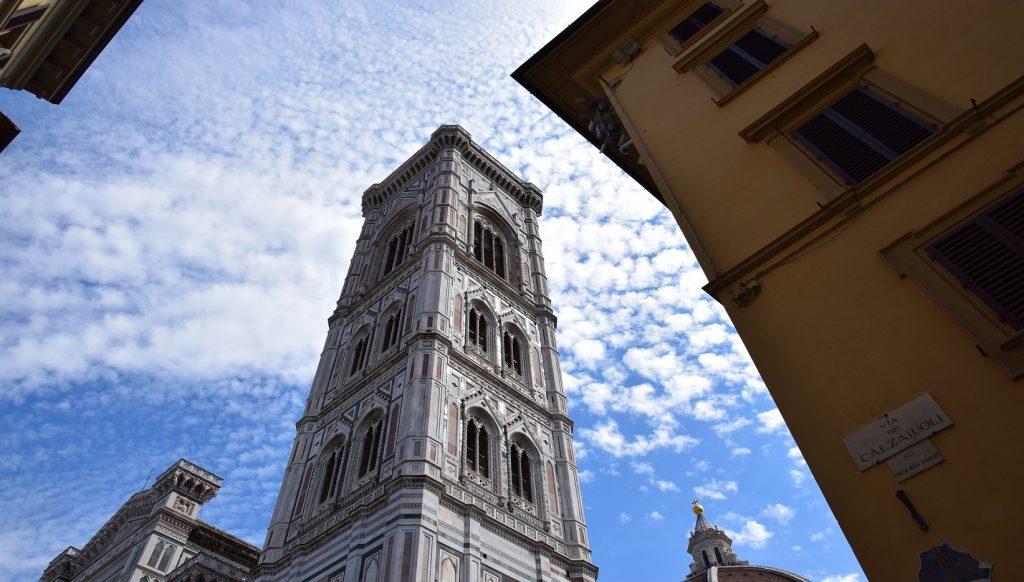 Florencia campanille