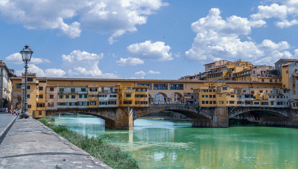 Florencia ponte vechio