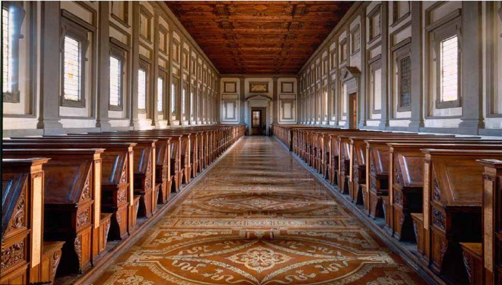 Florencia biblioteca