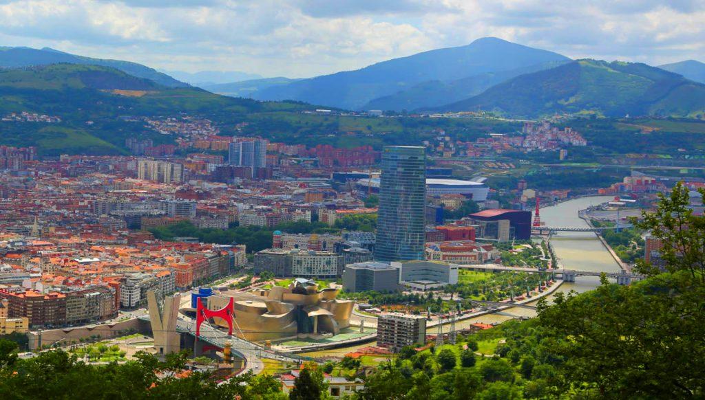 Bilbao miradores