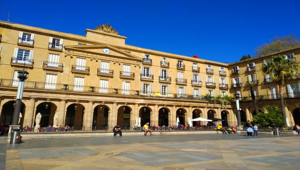 Bilbao plazas