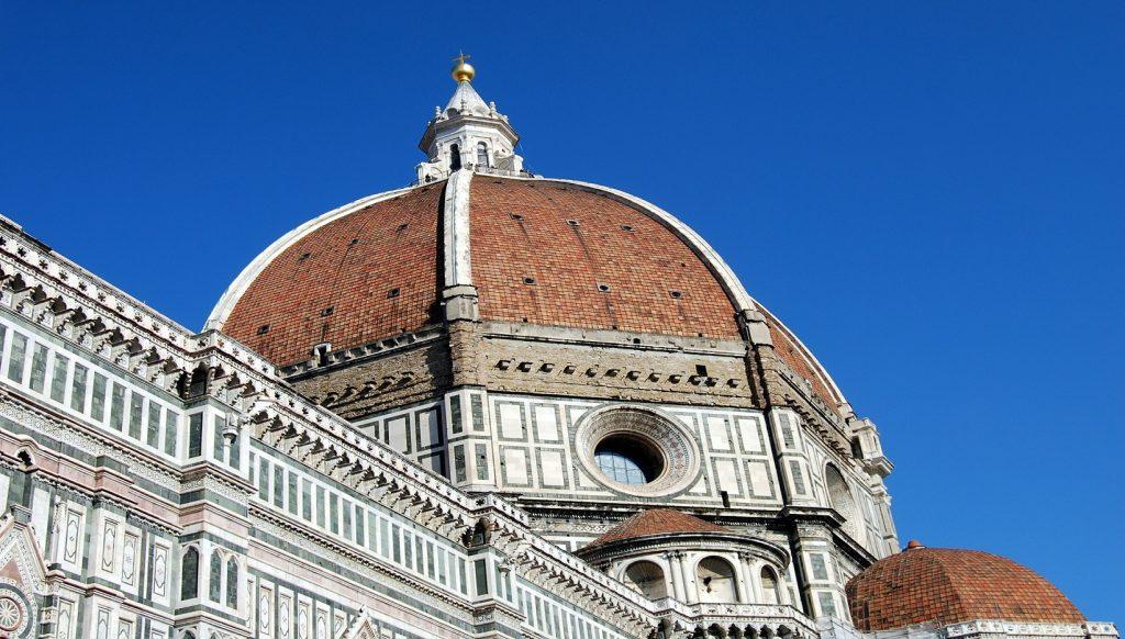 Florencia entrar al duomo