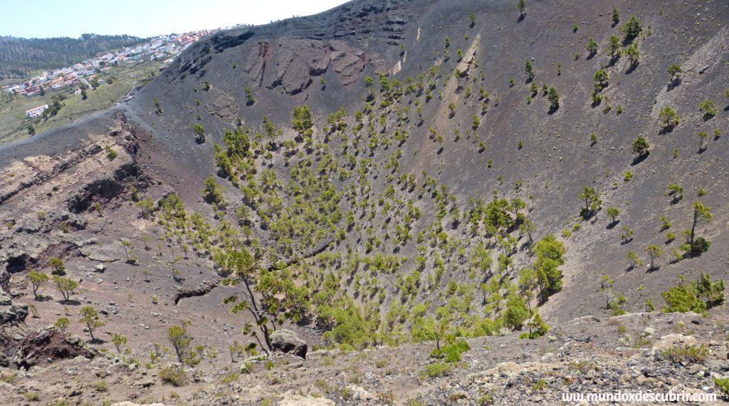 La palma volcanes