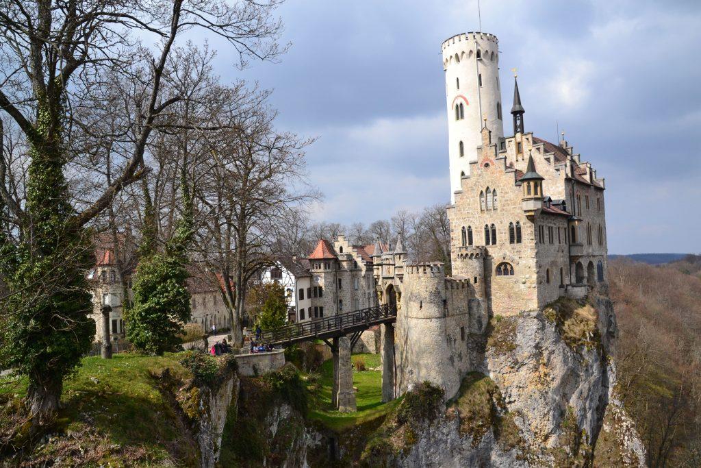 Alemania castillos