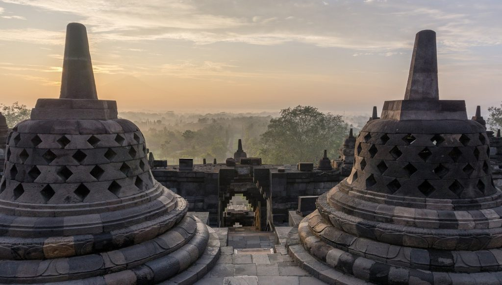 Templo Indonesia