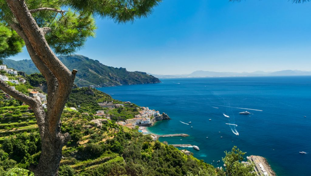 Costa de amalfi que ver