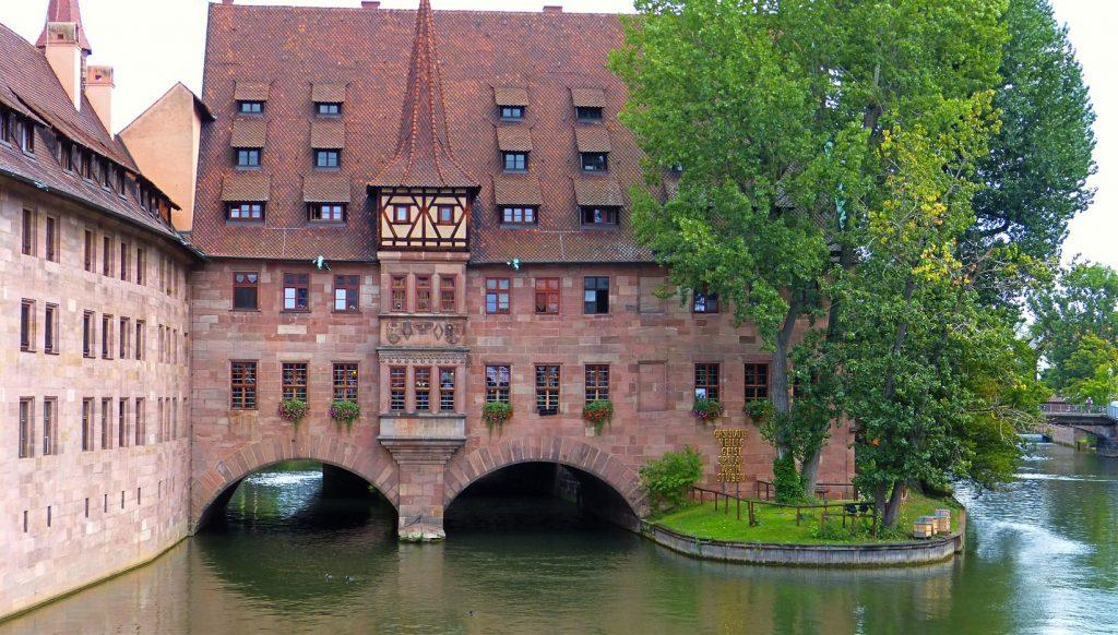 Casco Antiguo de Nuremberg
