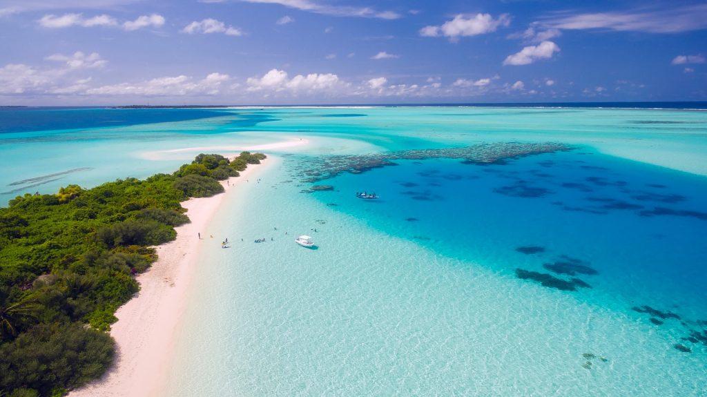 Playas aguas turquesa (comparadores de viajes)