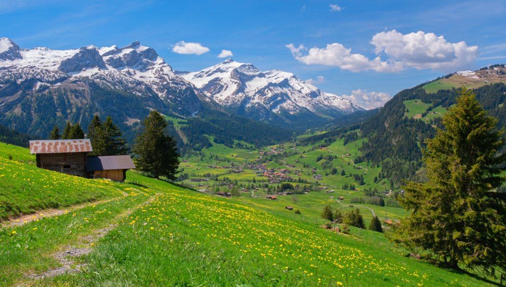 Qué Ver Y Visitar En Suiza Top 30 Lugares Imprescindibles