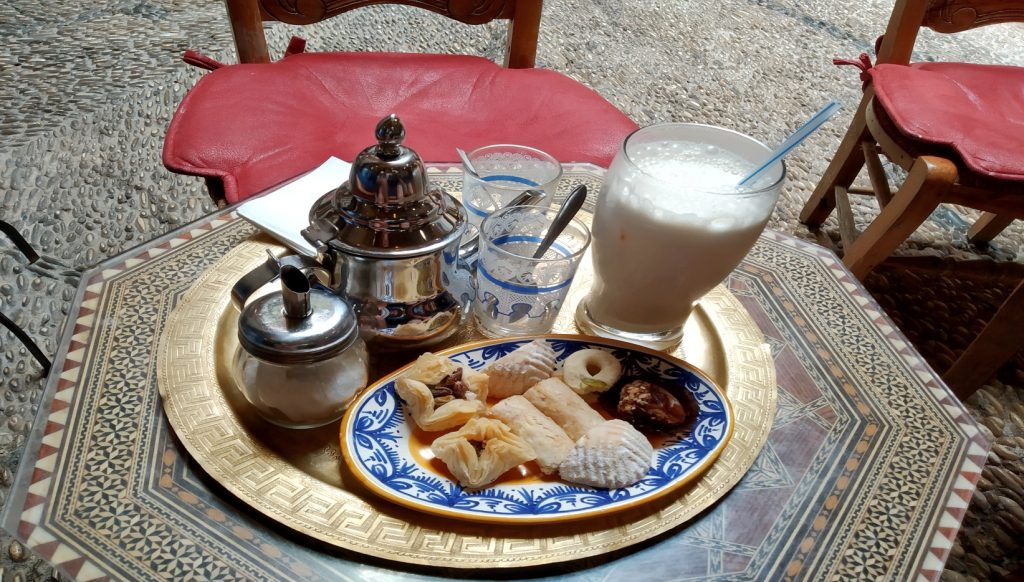 Córdoba dulces árabes