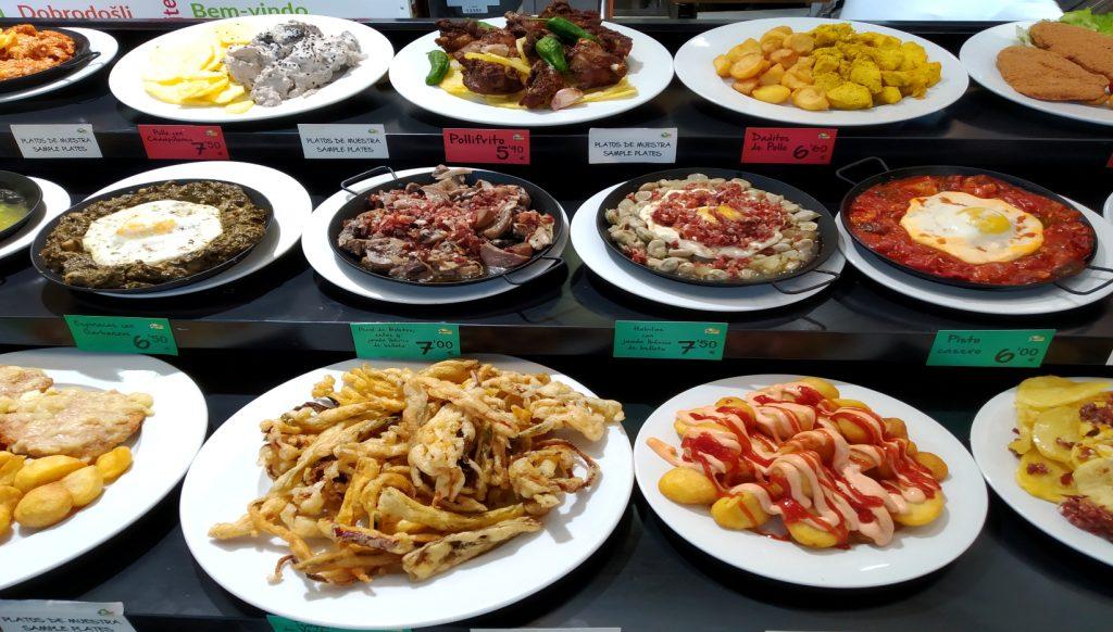 Córdoba gastronomía