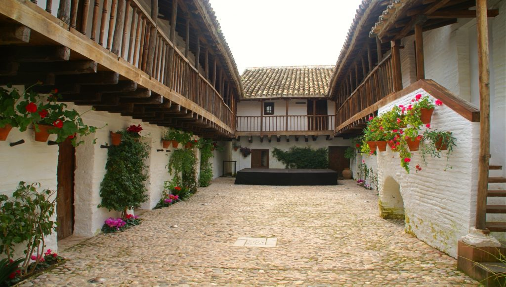 Córdoba casas típicas