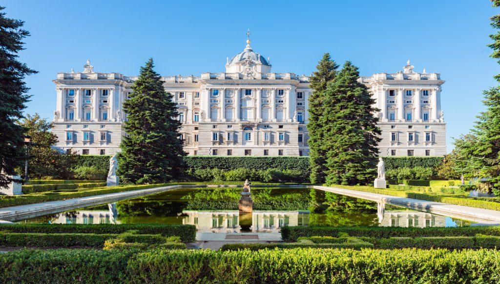 Madrid jardines