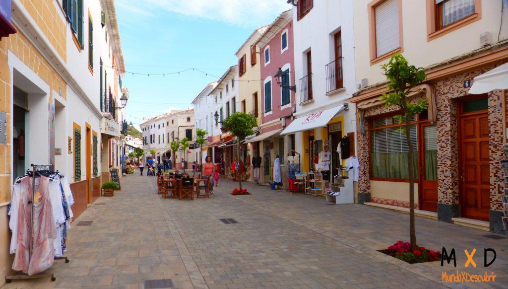 pueblos Menorca