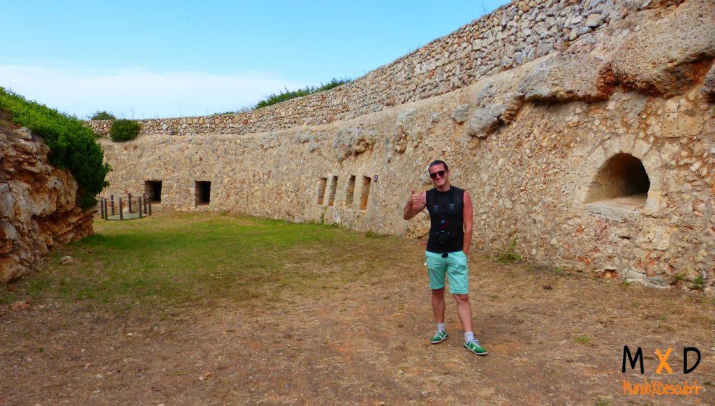 Menorca fortalezas y castillos