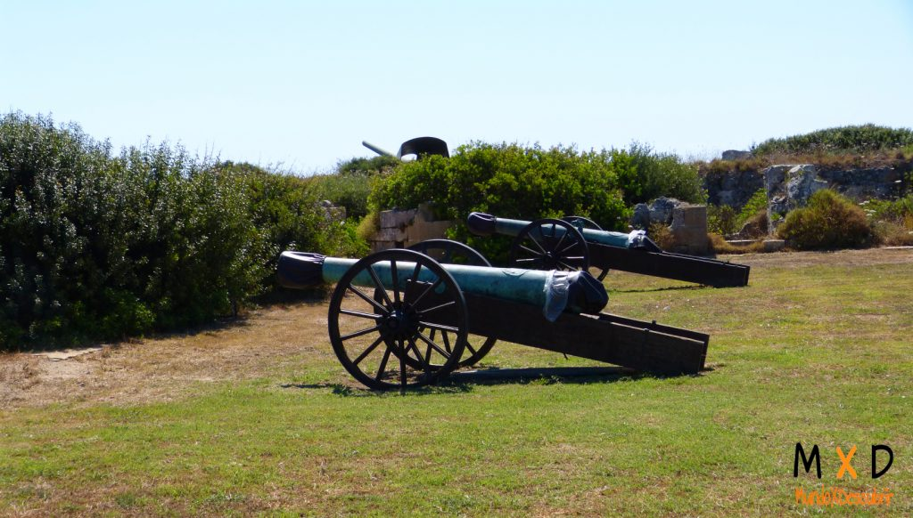 Menorca castillos y fortalezas