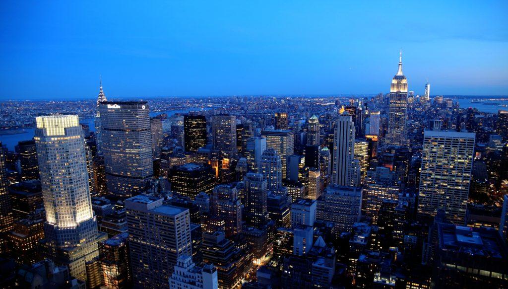 Nueva York miradores
