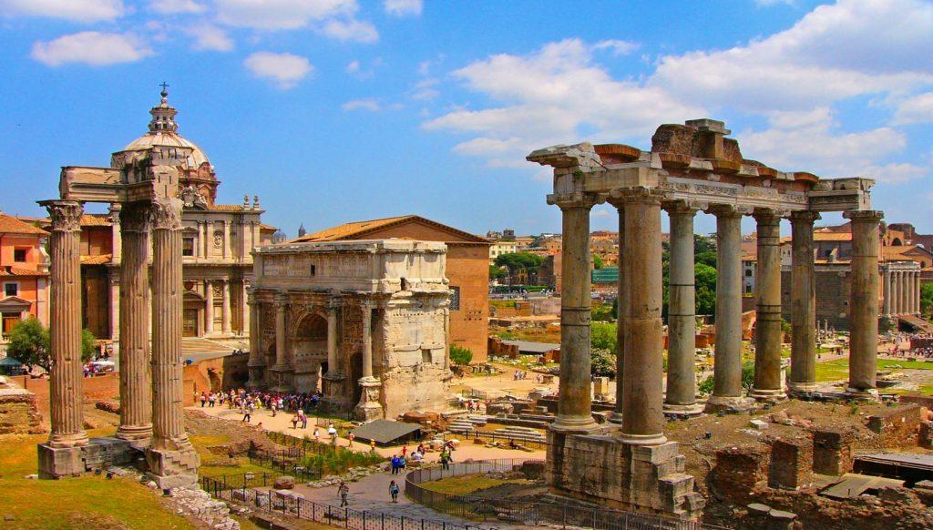 Roma monumentos