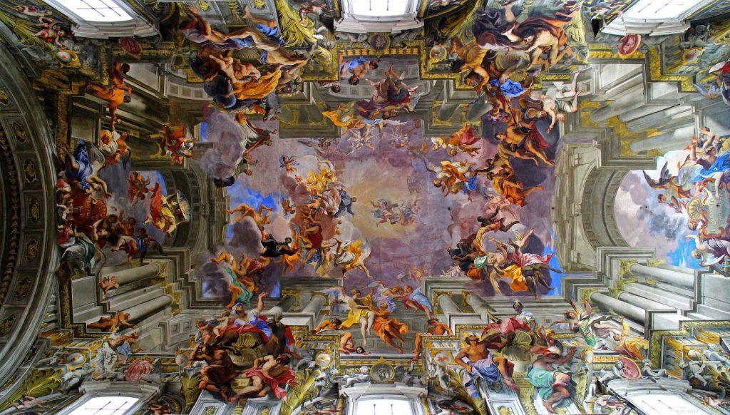 iglesias roma