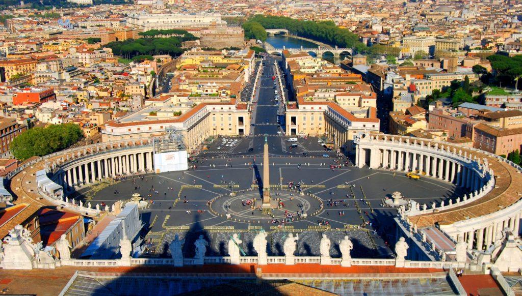 El vaticano italia