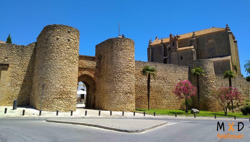 murallas Ronda