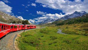 Ruta en tren por las 5 ciudades más bonitas qué ver en SUIZA (swiss Travel Pass)