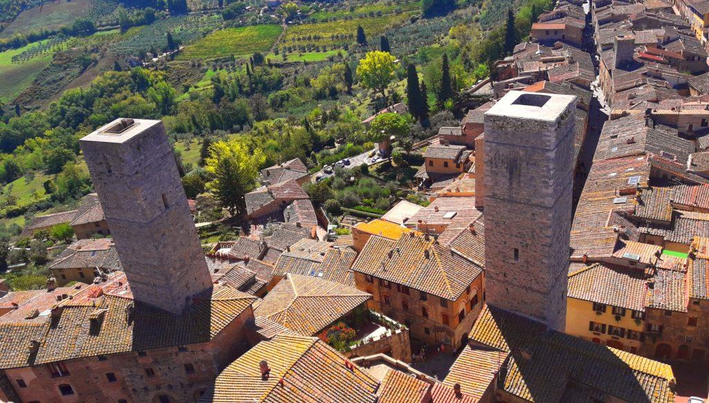 toscana pueblos medievales