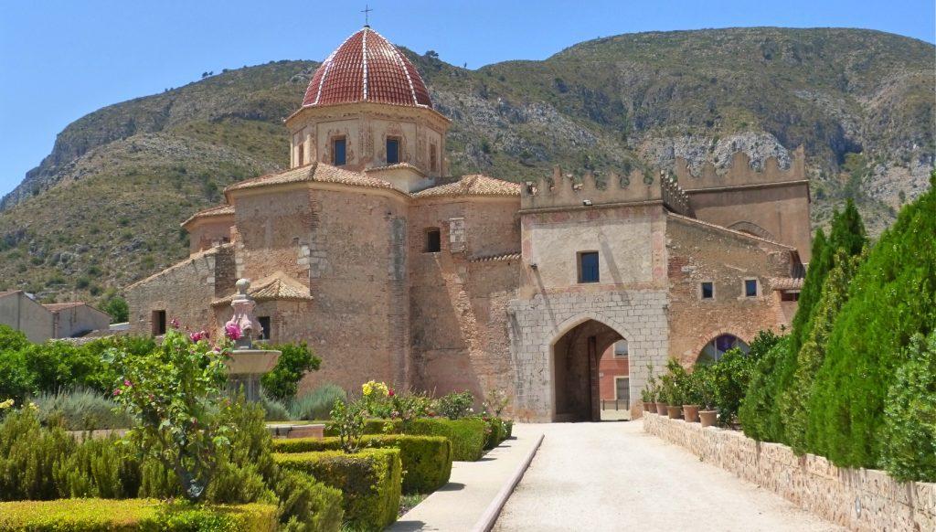 monasterios valencia comunidad