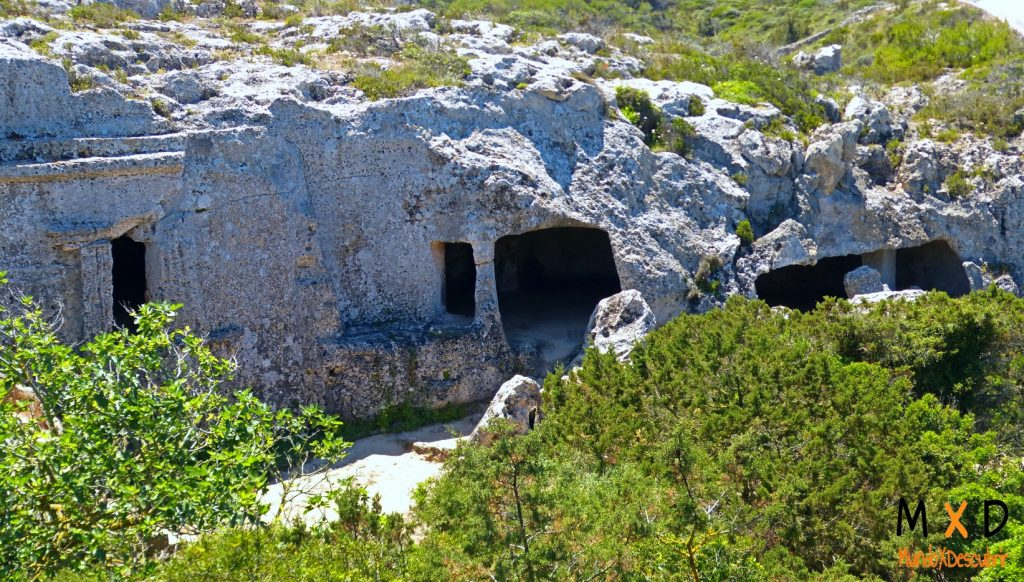 Menorca necrópolis